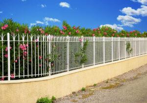 decorative metal fencing company
