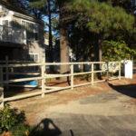 chesapeake split rail fence