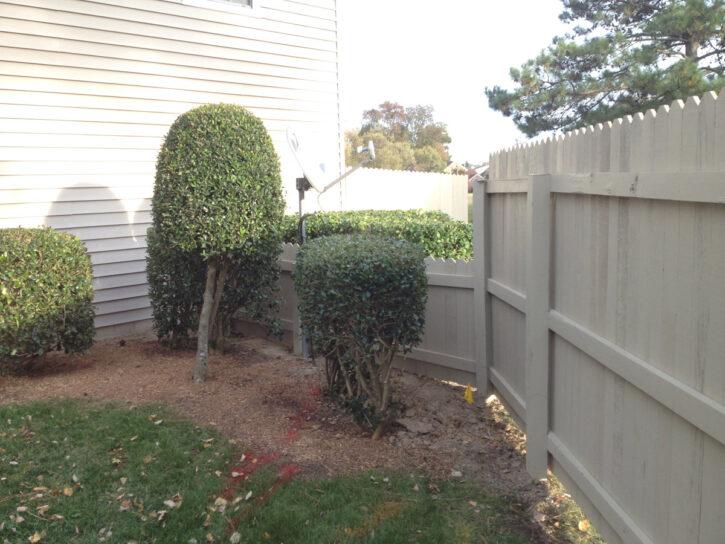 commercial property fences