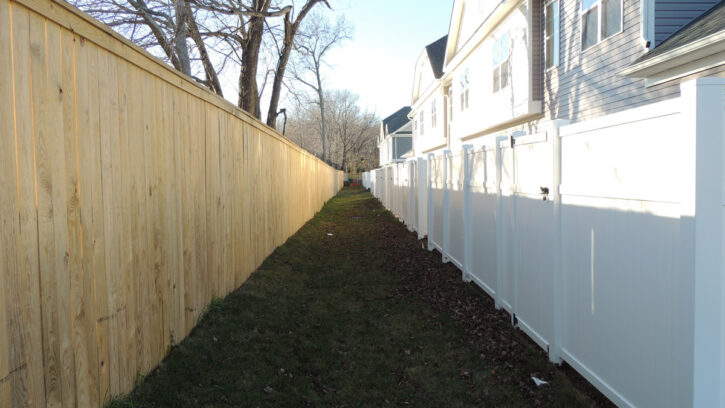 commercial privacy fence norfolk