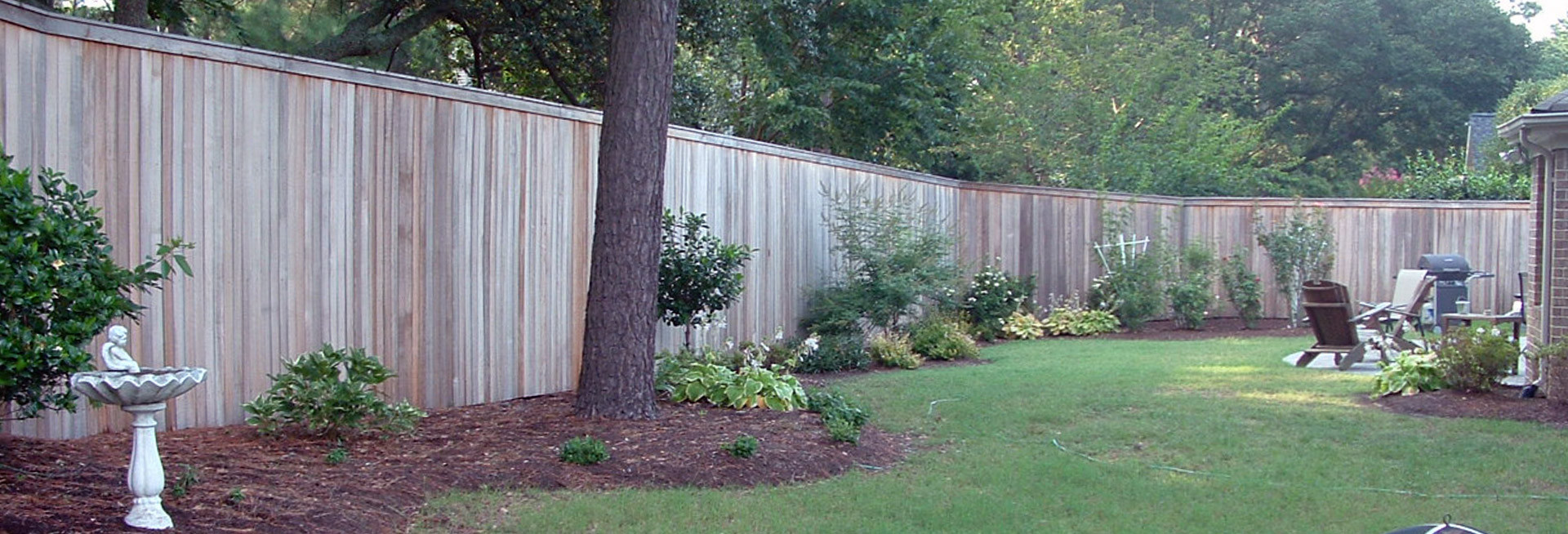 Residential Fencing Virginia Beach