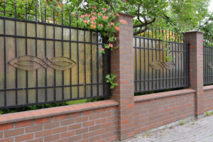 wrought iron fencing company